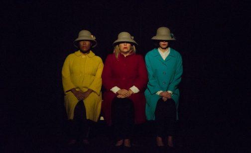 Costume design for LADIES NIGHT WITH SAMUEL BECKETT